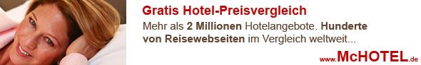 McHotel - Hotelpreisvergleich