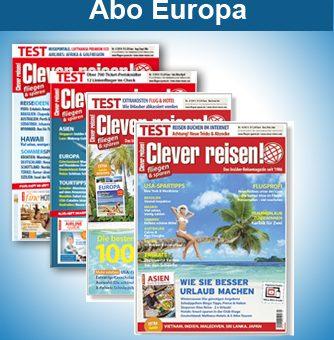 Clever reisen! Abo Europa