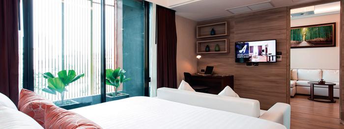 Bangkok Hotel-Check