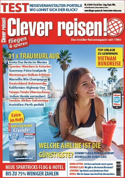 Clever reisen! Ausgabe 3/19