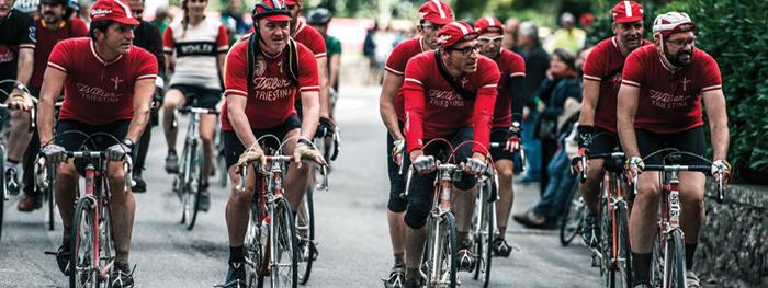Radrennen Eroica di Gaiole