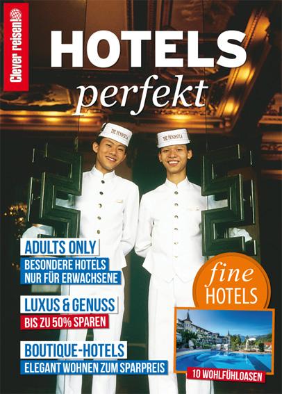 Hotels perfekt Ausgabe 3/17