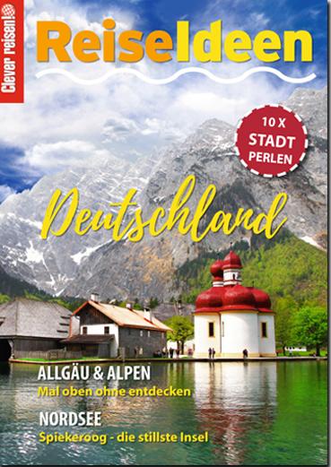 Clever reisen! Extraheft Deutschland