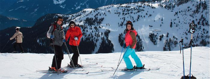 Kostenlos Ski fahren