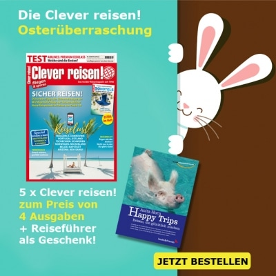 Osterspecial clever reisen!