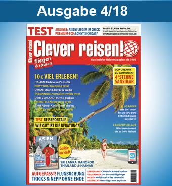 Clever reisen! 4/18