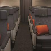 Singapore Airlines Premium Eco